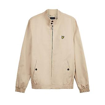 Lyle & Scott Harrington Jacket Stone