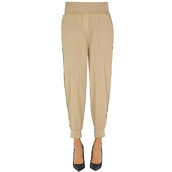 Nenette Ezgl266104 Women's Beige Cotton Pants