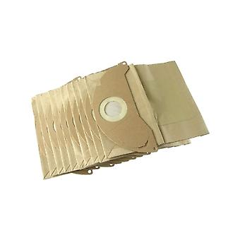 Pack of 10 Karcher Vacuum Cleaner Dust Paper Bags Fits A2024 PT