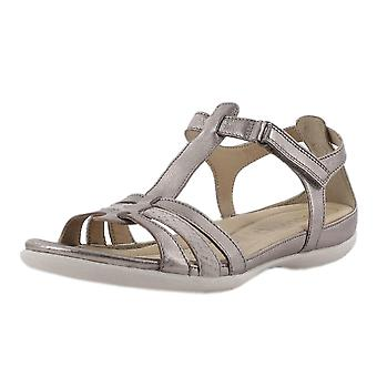 ECCO 240873 Flash Comfortabele damessandalen in metallic grijs