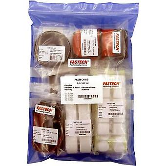 FASTECH® 580-Set-Bag Koukku-ja-silmukka etiketti setti 64 kpl