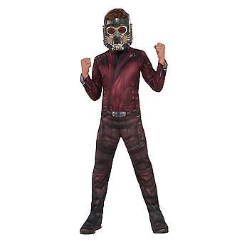 Voktere av Galaxy Boys Star-Lord Kostyme