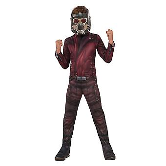 Gardiens de la Galaxie Boys Star-Lord Costume