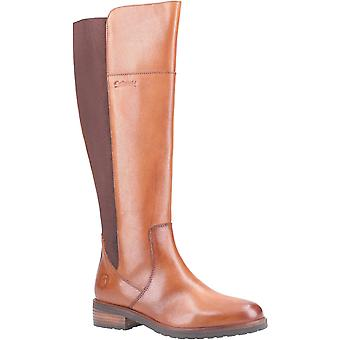 Cotswold Womens Montpellier Long Boot Tan