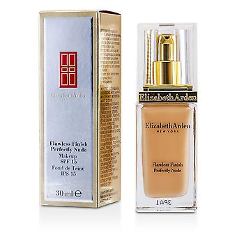 Fejlfri Finish Perfekt Nøgen Makeup SPF 15 - # 12 Amber 30ml/1oz