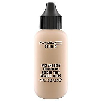 Mac studio visage et fondation du corps 50ml