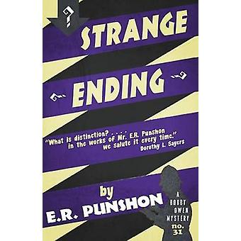 Strange Ending A Bobby Owen Mystery by Punshon & E.R.
