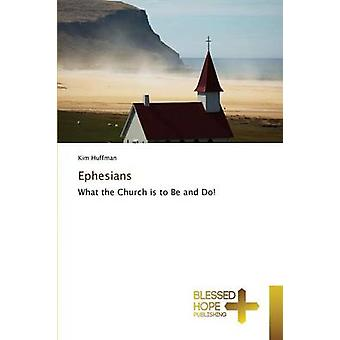 Ephesians by Huffman Kim