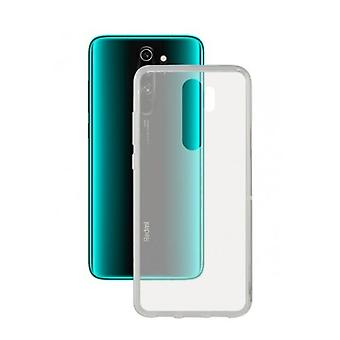 Mobile Phone Case with TPU Edge Redmi Note 8 Pro Contact Flex