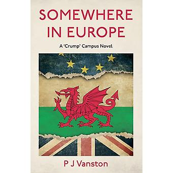 Somewhere in Europe by P J Vanston