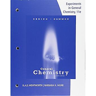 Lab Manual Experiments in General Chemistry by Darrell D. Ebbing - 97