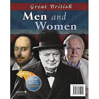 Great British Men and Women by Claire Throp - 9781474754965 Book