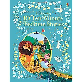 10 Ten-Minute Bedtime Stories by Various - 9781474938044 Book