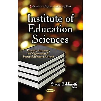 INSTITUTE OF EDUCATION SCIENCES ELEME (Education in a Competitive and Globalizing World)