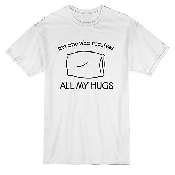 Tyyny Joka saa kaikki minun hugs Graphic Men & apos;