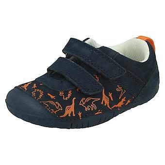 Boys Startrite Pre Walking Shoes Roar