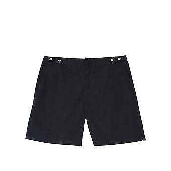 Benibeca Men's Negro Tailored Swim Shorts