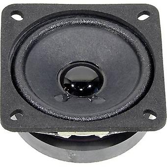 Visaton FRS 7 A / 8 2,5 tommers 6,5 cm wideband høyttaler chassis 8 W 8 Ω