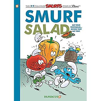The Smurfs #26 - Smurf Salad by Peyo - 9781545803356 Book