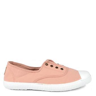 Victoria Shoes Dora Ballet Canvas Plimsoll