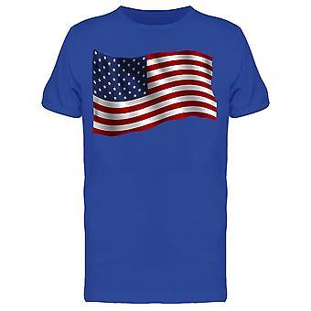 U.s. Flag, Design Tee Men's -Imagen por Shutterstock