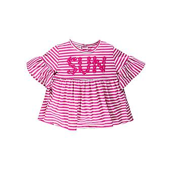 Brums Milano Striped Jersey T Shirt