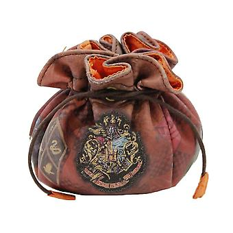 Harry Potter Hogwarts Trunk Drawstring Pouch