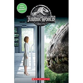 Jurassic World Book seulement par Fiona Beddall