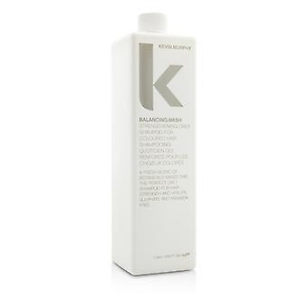 Balancing.wash (stärkande dagligt schampo för färgat hår) 196639 1000ml/33.6oz