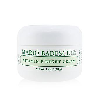 Марио Бадеску витамин Е ночной крем - для сухой / чувствительной кожи типов 29 мл / 1oz