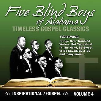 Five Blind Boys of a - Timeless Gospel Clas [CD] USA import