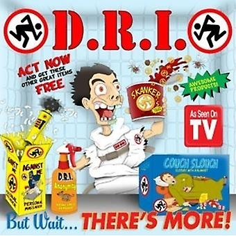 D.R.I. - But Wait ... There's More! [CD] USA import