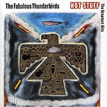 Fabulous Thunderbirds - Hot Stuff-Greatest Hits [CD] USA import