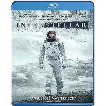 Interestelar importação EUA [Blu-ray]