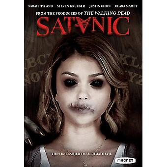 Satânica importação EUA [DVD]