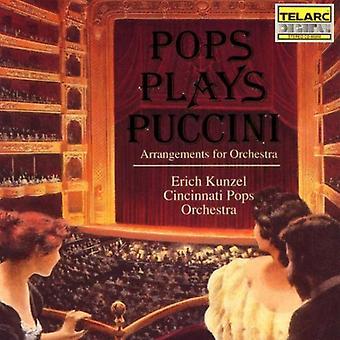 Erich Kunzel - Pops Plays Puccini [CD] USA import