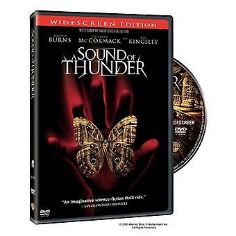 Importer des USA de Sound of Thunder [DVD]