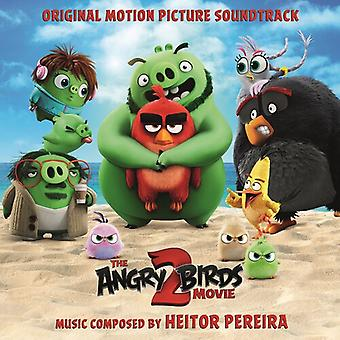 Angry Birds 2 / O.S.T. [CD] USA import