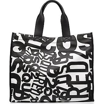 Dsquared2 Multi Logo Print Shopper