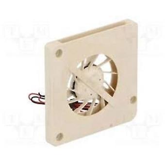 Sunon UB5U3-500 Axial fan 5 V DC 1,08 m³/h (L x W x H) 30 x 30 x 3 mm