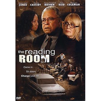 Reading Room [DVD] USA import
