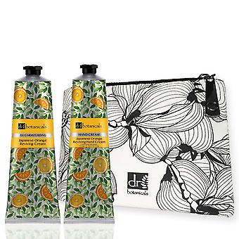 Japanese orange reviving gift set