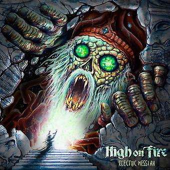 High on Fire - Electric Messiah [CD] USA import