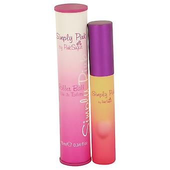 Simply Pink Mini Edt Roller Ball Pen By Aquolina