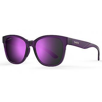 Aurinkolasit Unisex Caper violetti/violetti