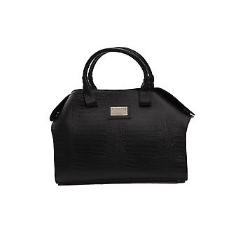 Pompei Donatella Nero Black Handbag PO667722