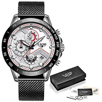 Top Brand Luxury Quartz Fashion Mens Watches