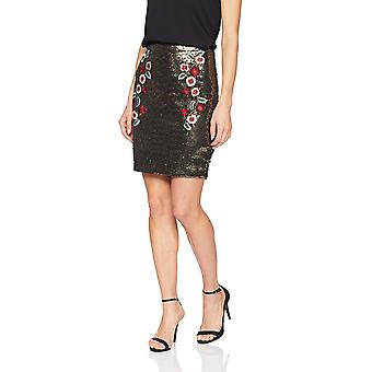 Guess | Topeka Embroidered Sequin Skirt