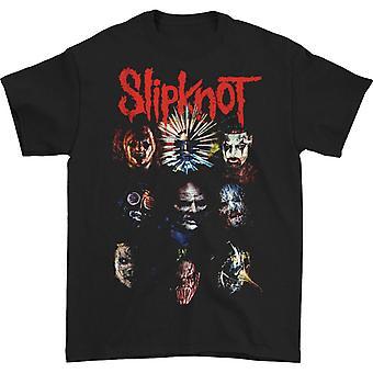 Slipknot Oxidized 2015 Tour T-paita