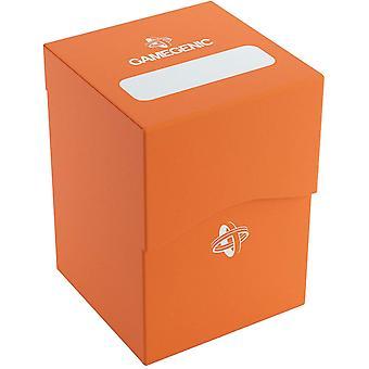 Gamegenic 100-Card Deck Holder Naranja